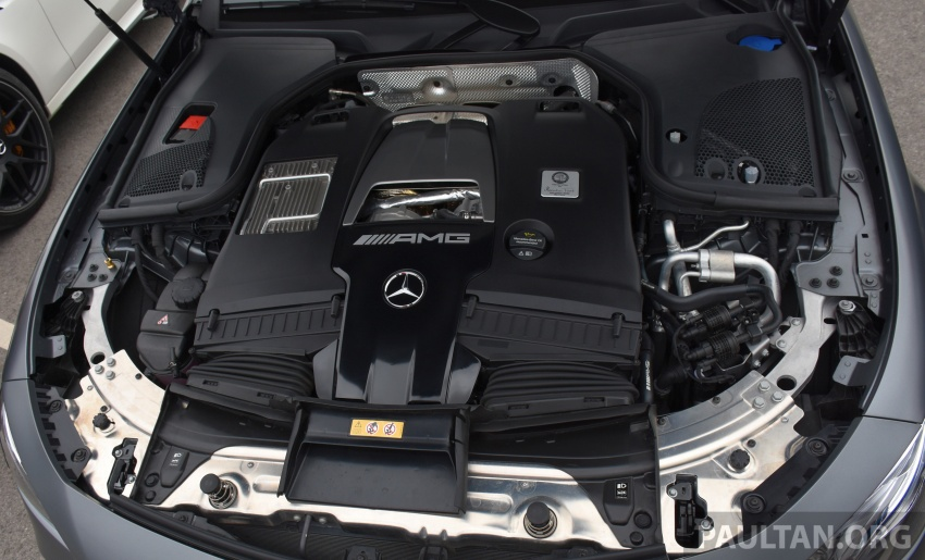 DRIVEN: W213 Mercedes-AMG E63S – right to the top Image #721399