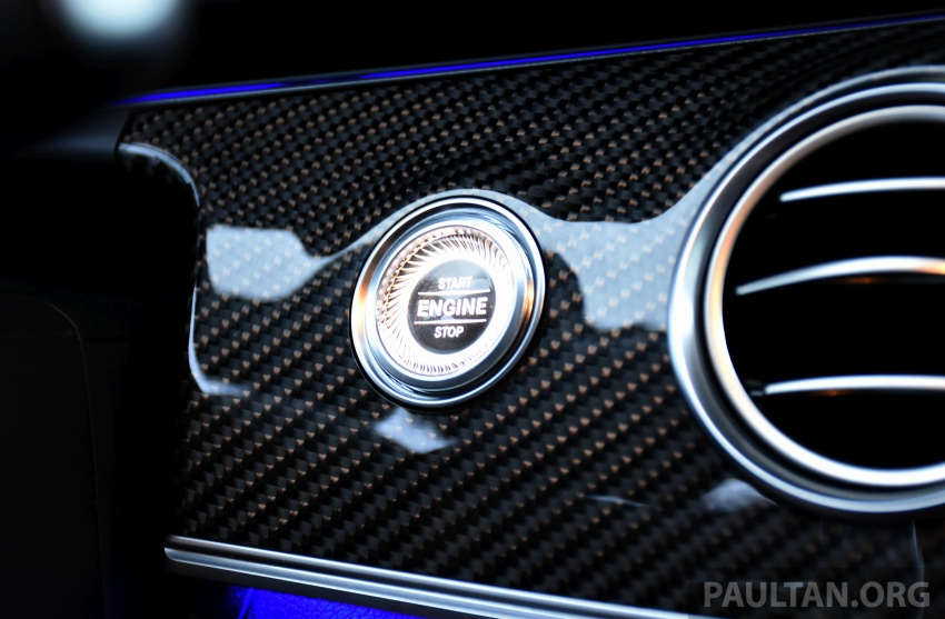 DRIVEN: W213 Mercedes-AMG E63S – right to the top Image #721405