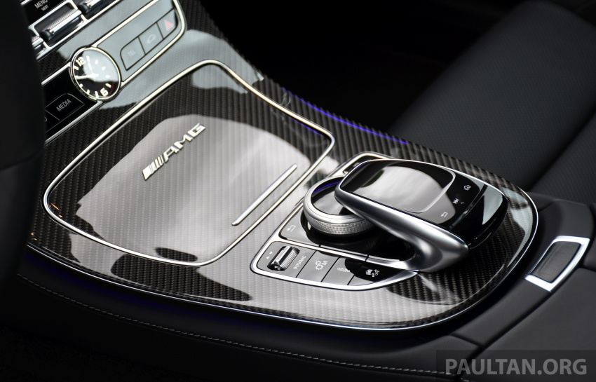 DRIVEN: W213 Mercedes-AMG E63S – right to the top Image #721407