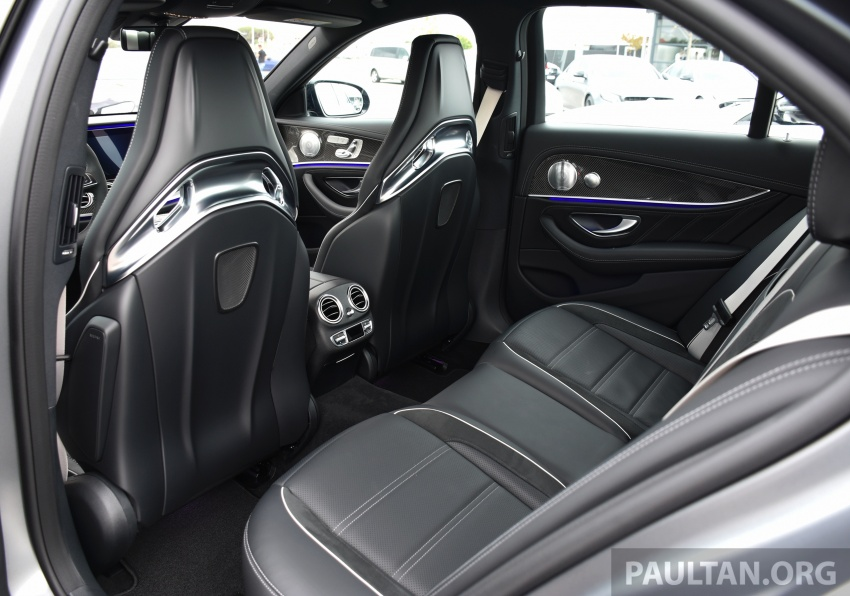 DRIVEN: W213 Mercedes-AMG E63S – right to the top Image #721408