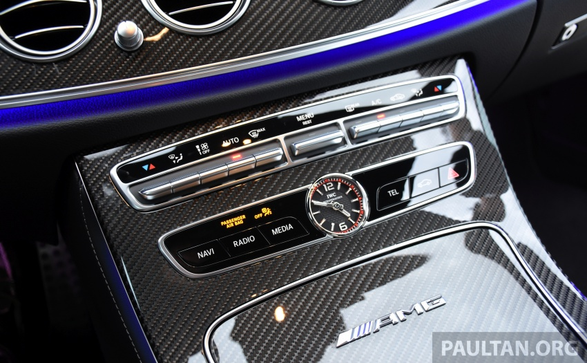 DRIVEN: W213 Mercedes-AMG E63S – right to the top Image #721415