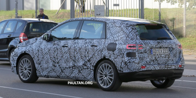 Mercedes Confirms Plans For New Compact 7 Seater
