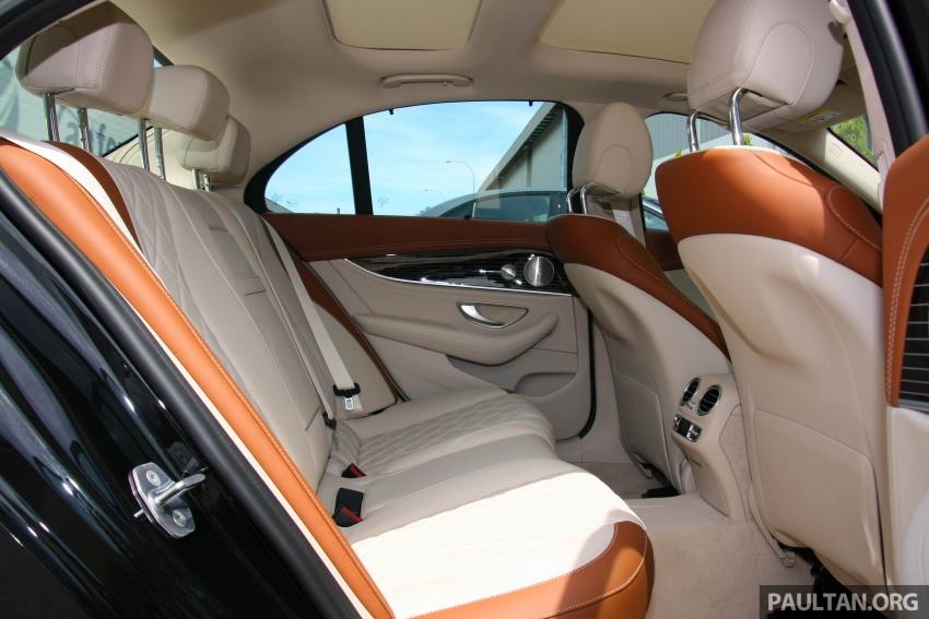 Mercedes-Benz E 350e dilancarkan untuk Malaysia – plug-in hybrid, tiga varian, harga bermula RM392,888 Image #720013