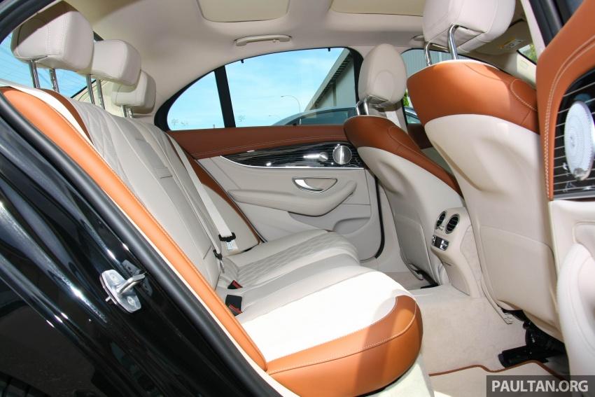 Mercedes-Benz E 350e dilancarkan untuk Malaysia – plug-in hybrid, tiga varian, harga bermula RM392,888 Image #720015