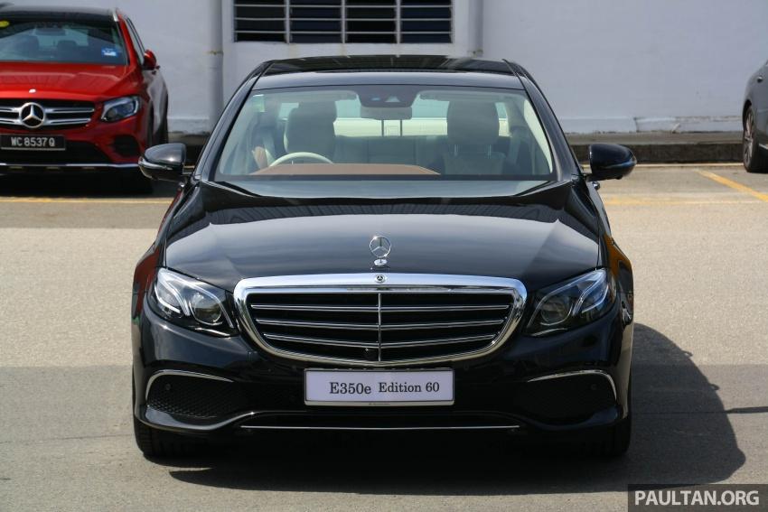 Mercedes-Benz E 350e dilancarkan untuk Malaysia – plug-in hybrid, tiga varian, harga bermula RM392,888 Image #720030