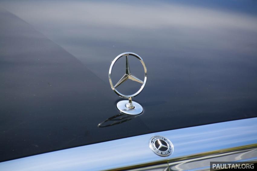 Mercedes-Benz E 350e dilancarkan untuk Malaysia – plug-in hybrid, tiga varian, harga bermula RM392,888 Image #720037