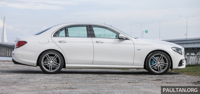 Mercedes-Benz E350e plug-in hybrid launched in M'sia – Exclusive, AMG Line and Edition 60, from RM393k Image #719881