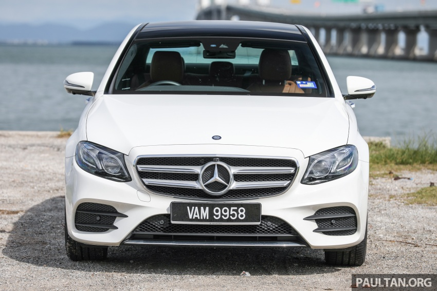 Mercedes-Benz E350e plug-in hybrid launched in M'sia – Exclusive, AMG Line and Edition 60, from RM393k Image #719882