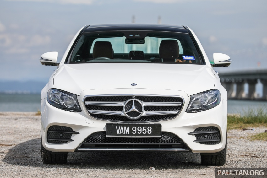 Mercedes-Benz E350e plug-in hybrid launched in M'sia – Exclusive, AMG Line and Edition 60, from RM393k Image #719883