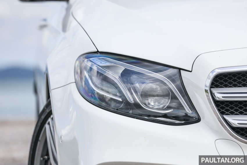 Mercedes-Benz E350e plug-in hybrid launched in M'sia – Exclusive, AMG Line and Edition 60, from RM393k Image #719889