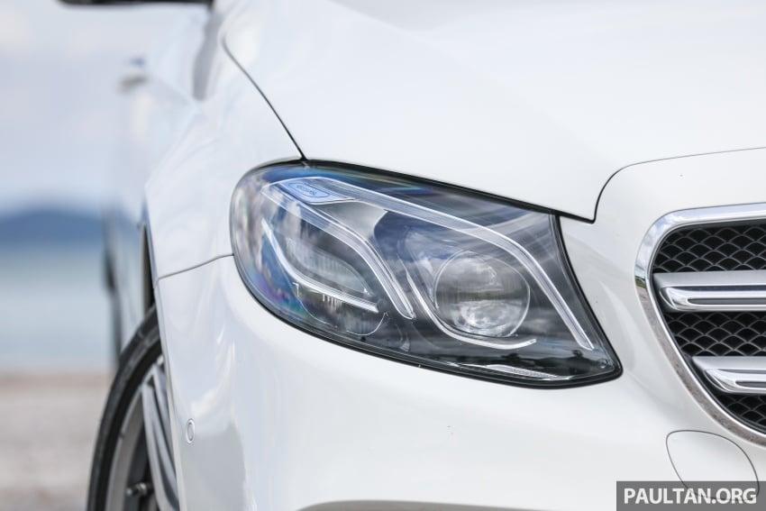 Mercedes-Benz E 350e dilancarkan untuk Malaysia – plug-in hybrid, tiga varian, harga bermula RM392,888 Image #720105
