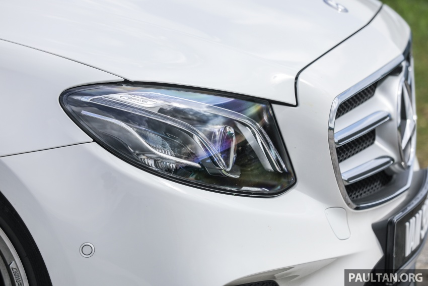 Mercedes-Benz E350e plug-in hybrid launched in M'sia – Exclusive, AMG Line and Edition 60, from RM393k Image #719890