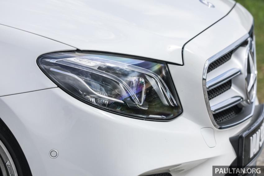 Mercedes-Benz E 350e dilancarkan untuk Malaysia – plug-in hybrid, tiga varian, harga bermula RM392,888 Image #720106