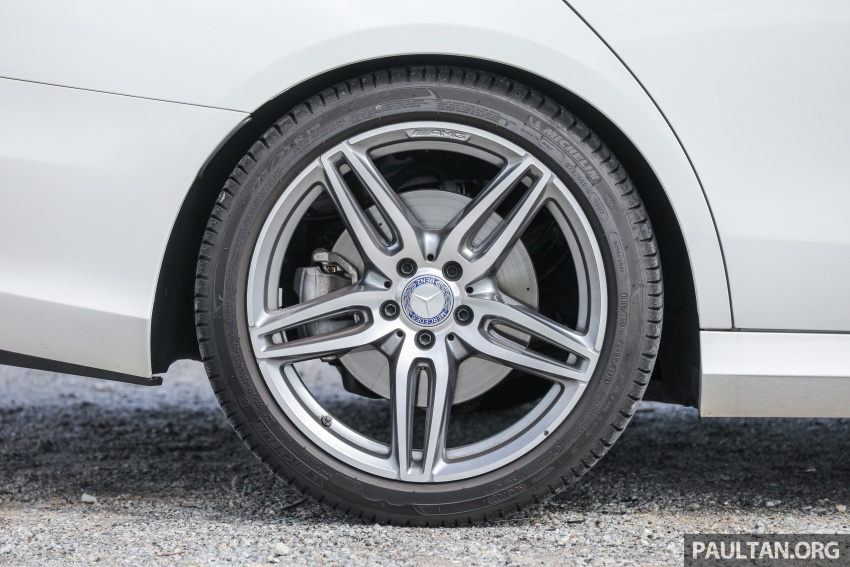 Mercedes-Benz E 350e dilancarkan untuk Malaysia – plug-in hybrid, tiga varian, harga bermula RM392,888 Image #720114
