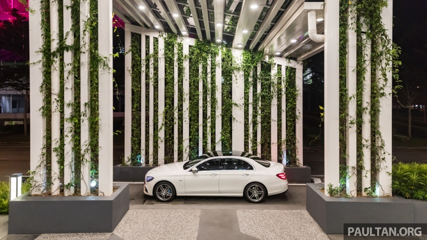 Mercedes-Benz E350e plug-in hybrid launched in M'sia – Exclusive, AMG Line and Edition 60, from RM393k Image #719871