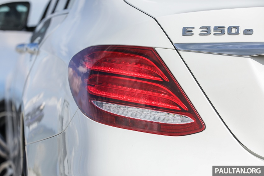 Mercedes-Benz E350e plug-in hybrid launched in M'sia – Exclusive, AMG Line and Edition 60, from RM393k Image #719906