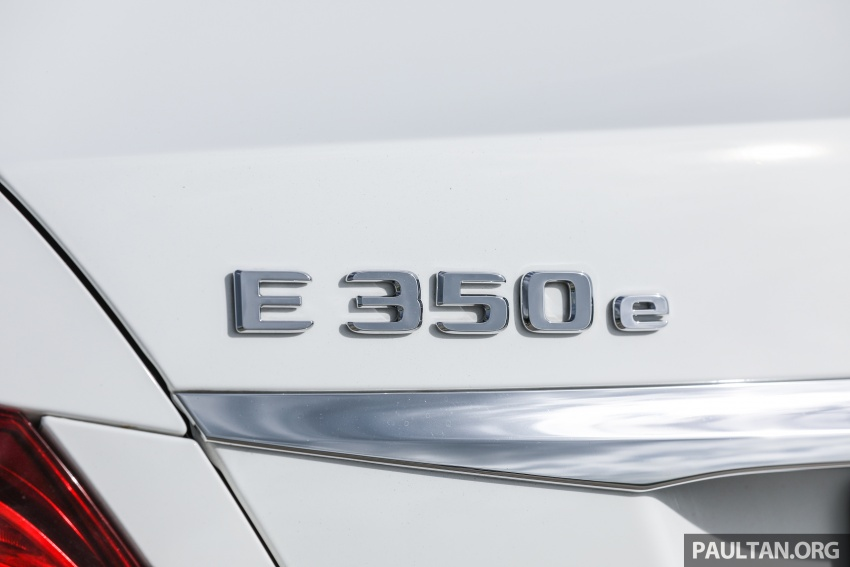 Mercedes-Benz E350e plug-in hybrid launched in M'sia – Exclusive, AMG Line and Edition 60, from RM393k Image #719912