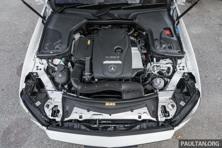 Mercedes-Benz E 350e dilancarkan untuk Malaysia – plug-in hybrid, tiga varian, harga bermula RM392,888 Image #720133