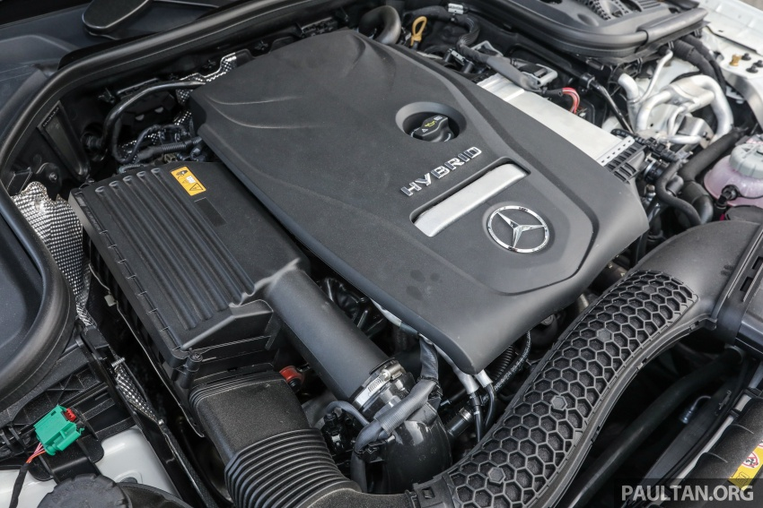 Mercedes-Benz E350e plug-in hybrid launched in M'sia – Exclusive, AMG Line and Edition 60, from RM393k Image #719917