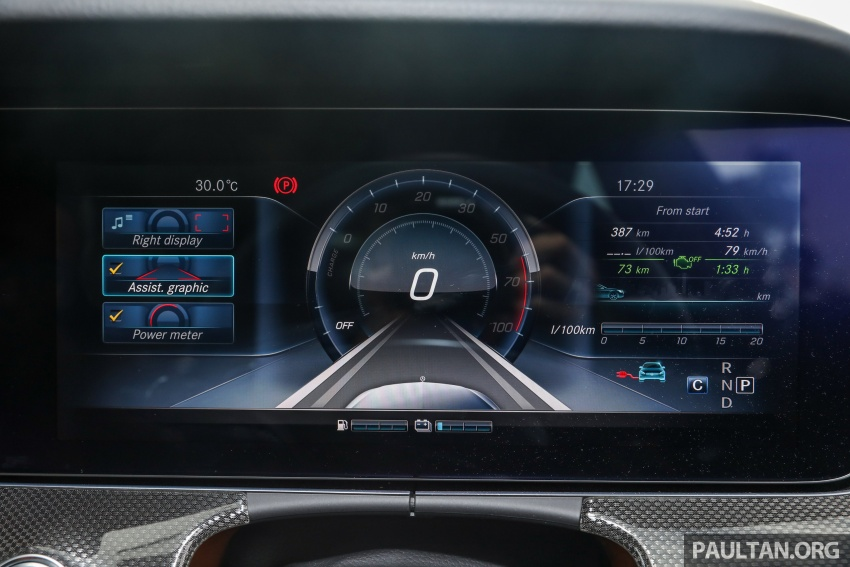 Mercedes-Benz E 350e dilancarkan untuk Malaysia – plug-in hybrid, tiga varian, harga bermula RM392,888 Image #720144