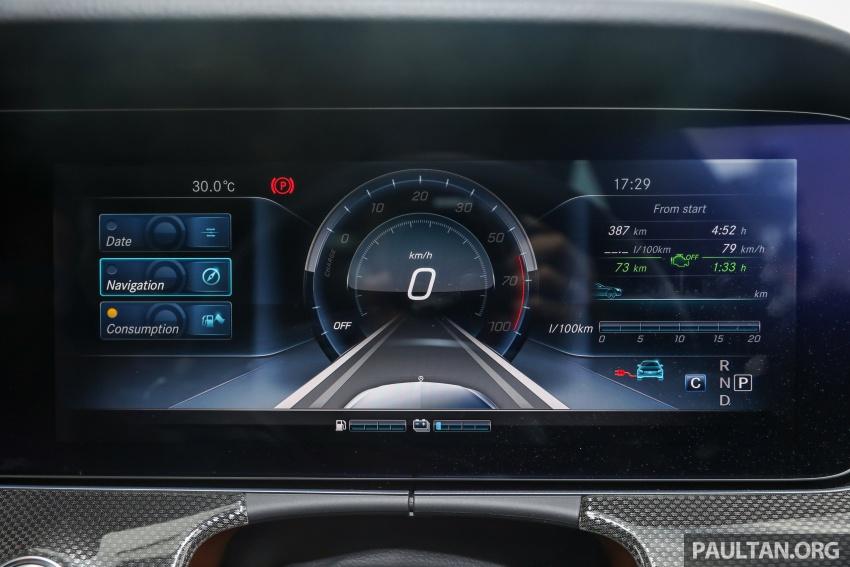 Mercedes-Benz E 350e dilancarkan untuk Malaysia – plug-in hybrid, tiga varian, harga bermula RM392,888 Image #720145