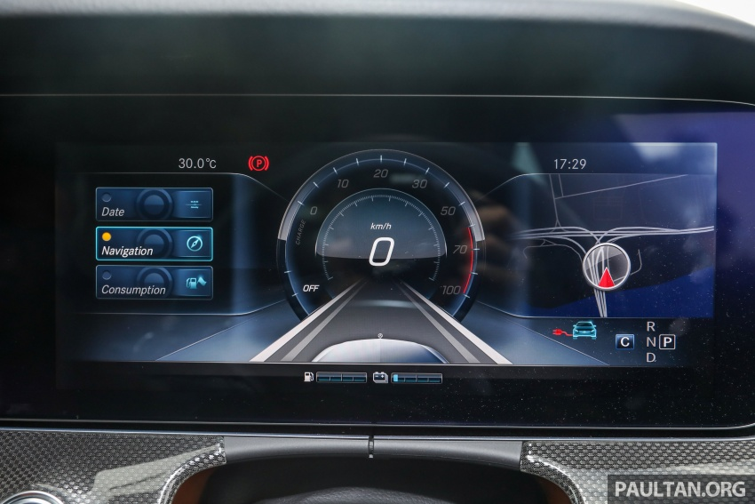 Mercedes-Benz E350e plug-in hybrid launched in M'sia – Exclusive, AMG Line and Edition 60, from RM393k Image #719929
