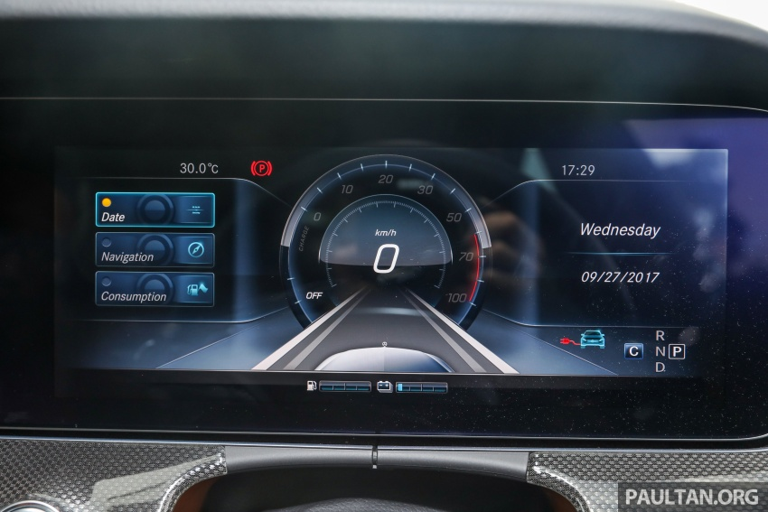 Mercedes-Benz E350e plug-in hybrid launched in M'sia – Exclusive, AMG Line and Edition 60, from RM393k Image #719930