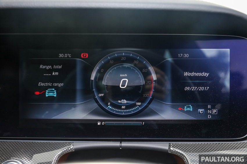 Mercedes-Benz E350e plug-in hybrid launched in M'sia – Exclusive, AMG Line and Edition 60, from RM393k Image #719931