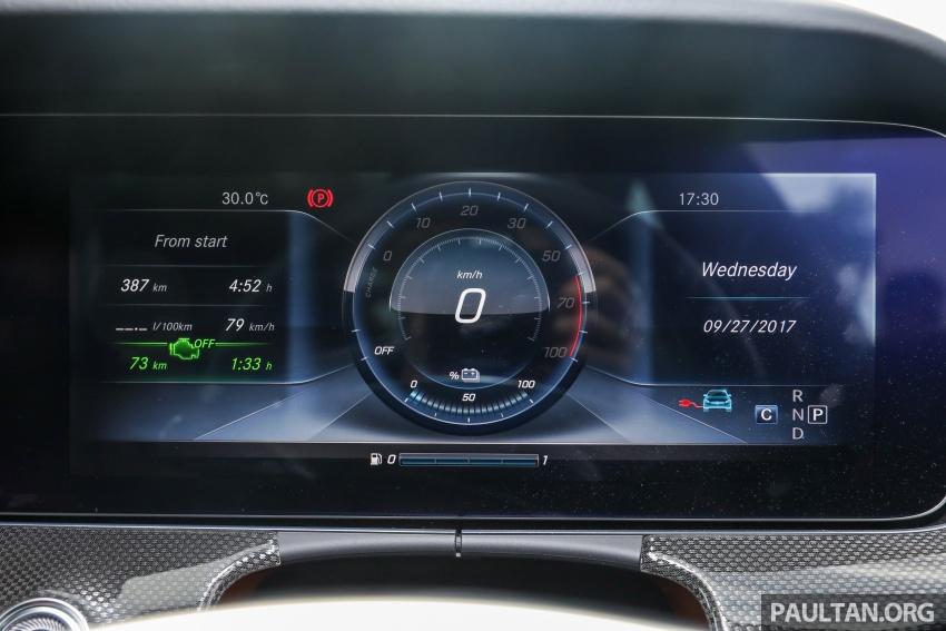 Mercedes-Benz E 350e dilancarkan untuk Malaysia – plug-in hybrid, tiga varian, harga bermula RM392,888 Image #720150
