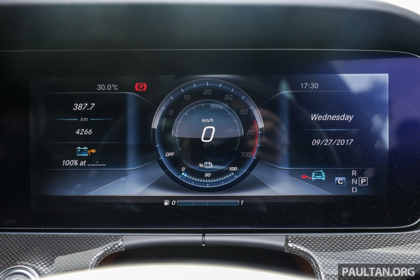 Mercedes-Benz E350e plug-in hybrid launched in M'sia – Exclusive, AMG Line and Edition 60, from RM393k Image #719935