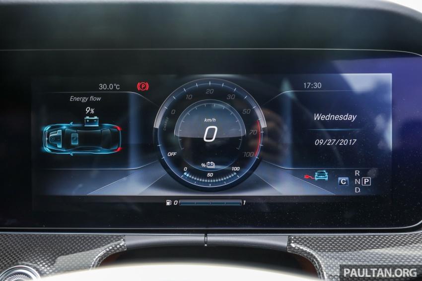 Mercedes-Benz E 350e dilancarkan untuk Malaysia – plug-in hybrid, tiga varian, harga bermula RM392,888 Image #720153