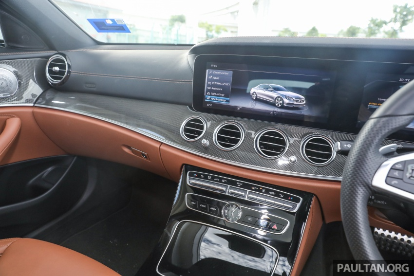 Mercedes-Benz E350e plug-in hybrid launched in M'sia – Exclusive, AMG Line and Edition 60, from RM393k Image #719937