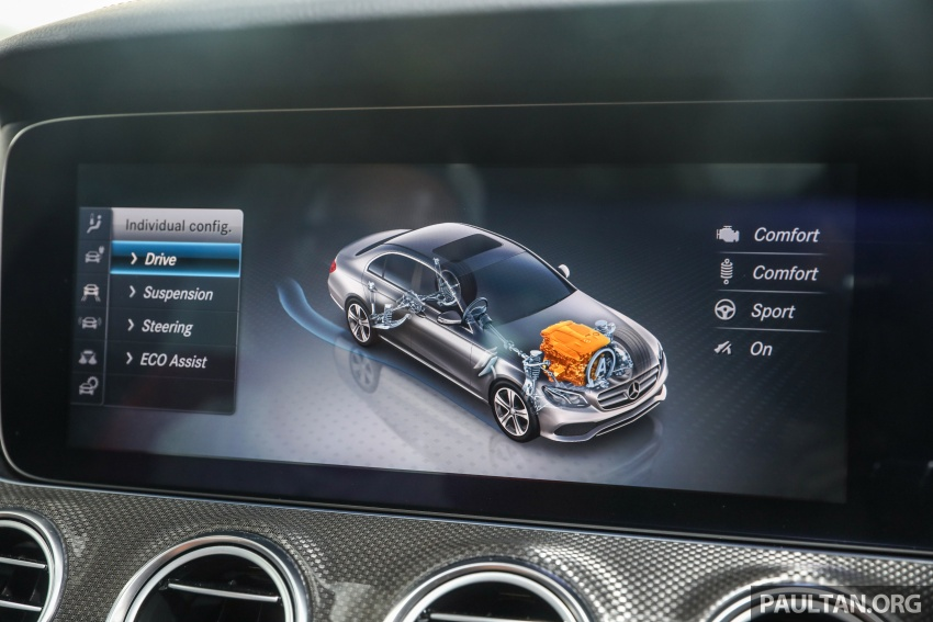 Mercedes-Benz E350e plug-in hybrid launched in M'sia – Exclusive, AMG Line and Edition 60, from RM393k Image #719939