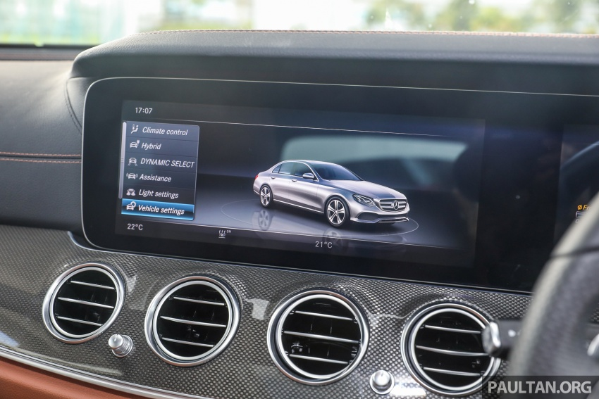 Mercedes-Benz E350e plug-in hybrid launched in M'sia – Exclusive, AMG Line and Edition 60, from RM393k Image #719940