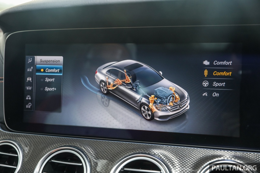 Mercedes-Benz E350e plug-in hybrid launched in M'sia – Exclusive, AMG Line and Edition 60, from RM393k Image #719943