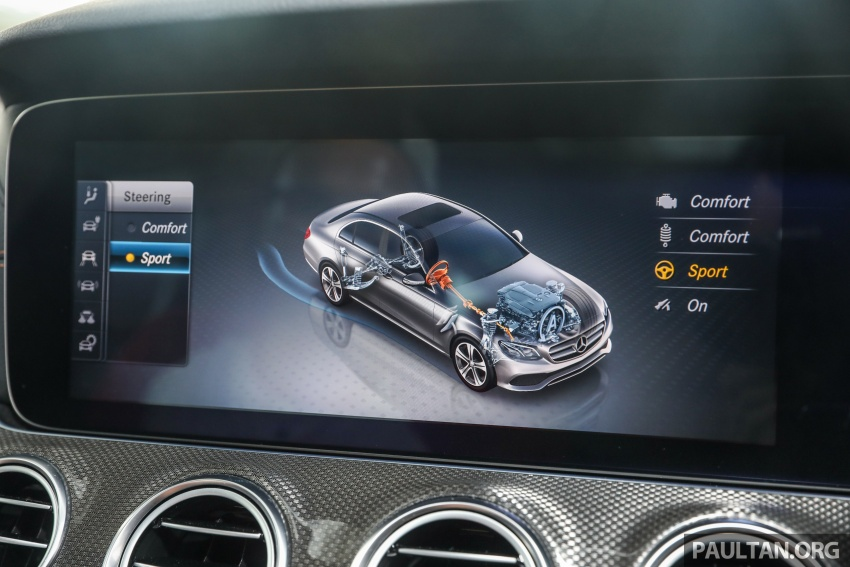 Mercedes-Benz E350e plug-in hybrid launched in M'sia – Exclusive, AMG Line and Edition 60, from RM393k Image #719944