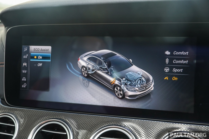 Mercedes-Benz E350e plug-in hybrid launched in M'sia – Exclusive, AMG Line and Edition 60, from RM393k Image #719945
