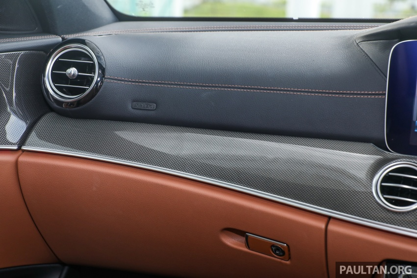 Mercedes-Benz E 350e dilancarkan untuk Malaysia – plug-in hybrid, tiga varian, harga bermula RM392,888 Image #720168