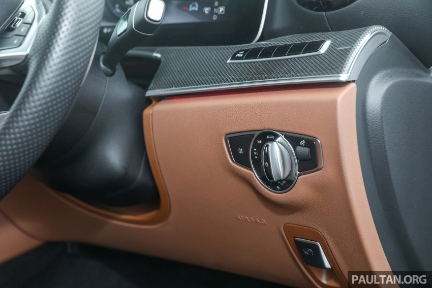 Mercedes-Benz E350e plug-in hybrid launched in M'sia – Exclusive, AMG Line and Edition 60, from RM393k Image #719958