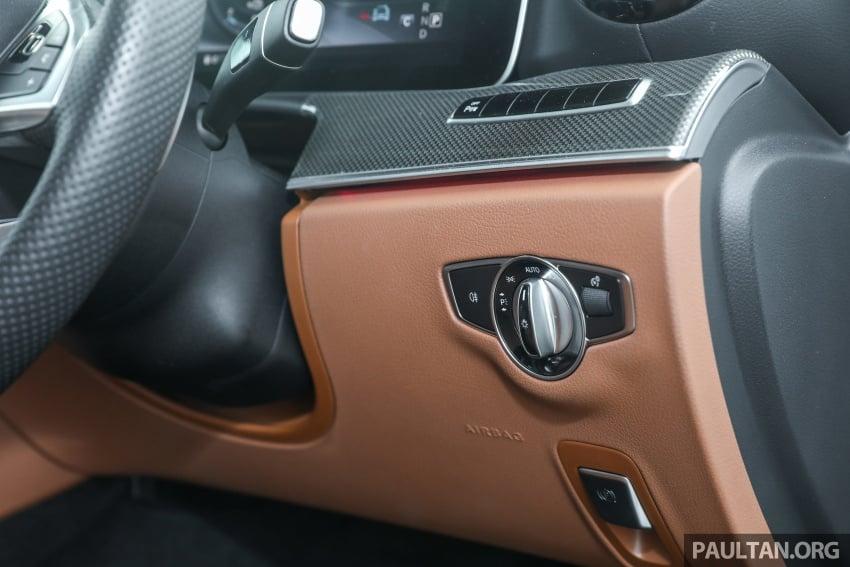 Mercedes-Benz E 350e dilancarkan untuk Malaysia – plug-in hybrid, tiga varian, harga bermula RM392,888 Image #720172