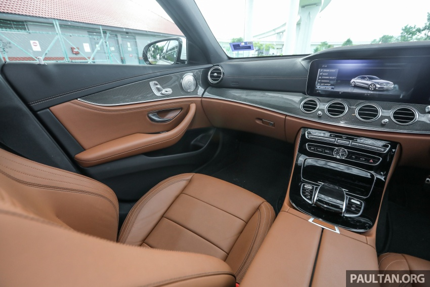Mercedes-Benz E350e plug-in hybrid launched in M'sia – Exclusive, AMG Line and Edition 60, from RM393k Image #719961