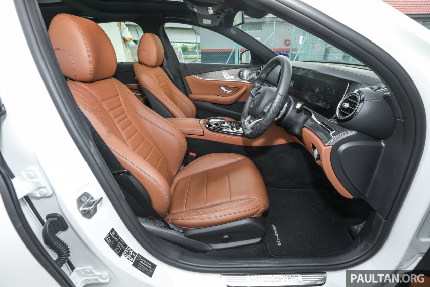 Mercedes-Benz E350e plug-in hybrid launched in M'sia – Exclusive, AMG Line and Edition 60, from RM393k Image #719962