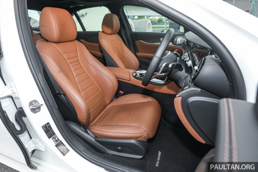 Mercedes-Benz E 350e dilancarkan untuk Malaysia – plug-in hybrid, tiga varian, harga bermula RM392,888 Image #720177