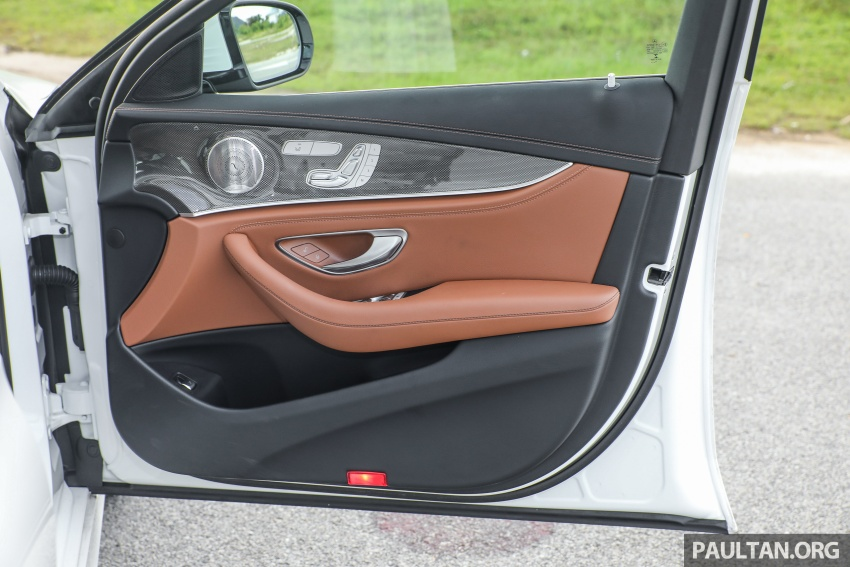 Mercedes-Benz E 350e dilancarkan untuk Malaysia – plug-in hybrid, tiga varian, harga bermula RM392,888 Image #720179