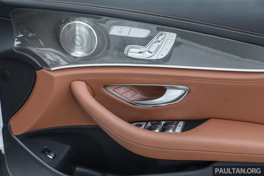 Mercedes-Benz E 350e dilancarkan untuk Malaysia – plug-in hybrid, tiga varian, harga bermula RM392,888 Image #720180