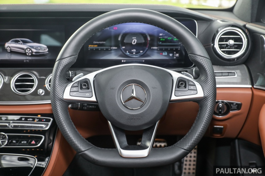 Mercedes-Benz E350e plug-in hybrid launched in M'sia – Exclusive, AMG Line and Edition 60, from RM393k Image #719922