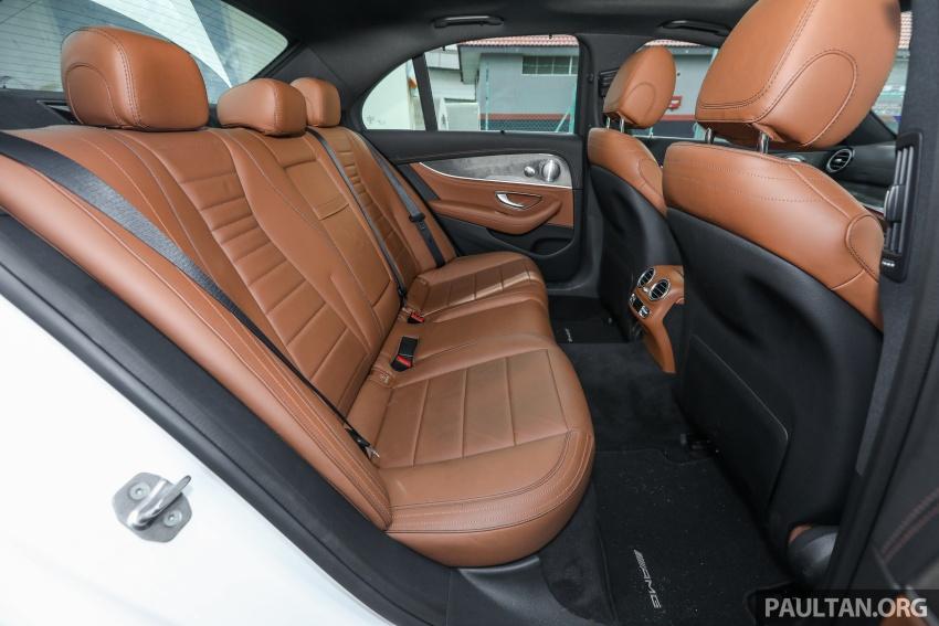 Mercedes-Benz E 350e dilancarkan untuk Malaysia – plug-in hybrid, tiga varian, harga bermula RM392,888 Image #720185