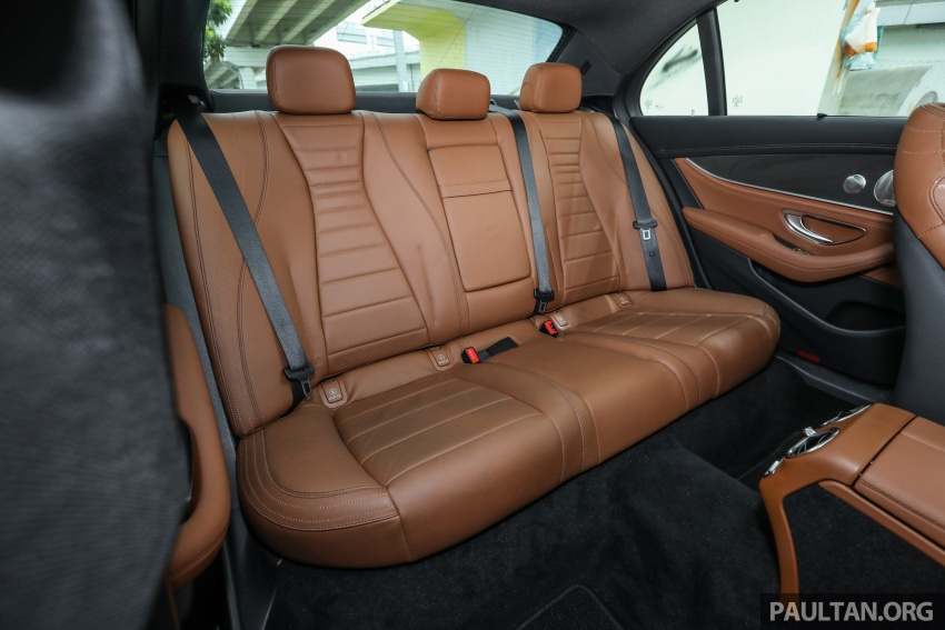 Mercedes-Benz E350e plug-in hybrid launched in M'sia – Exclusive, AMG Line and Edition 60, from RM393k Image #719976