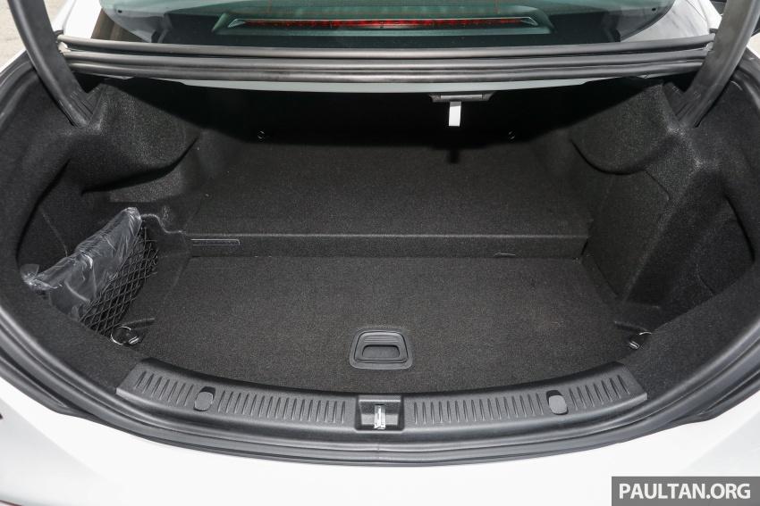 Mercedes-Benz E 350e dilancarkan untuk Malaysia – plug-in hybrid, tiga varian, harga bermula RM392,888 Image #720189
