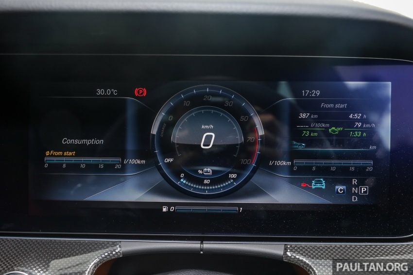 Mercedes-Benz E350e plug-in hybrid launched in M'sia – Exclusive, AMG Line and Edition 60, from RM393k Image #719925